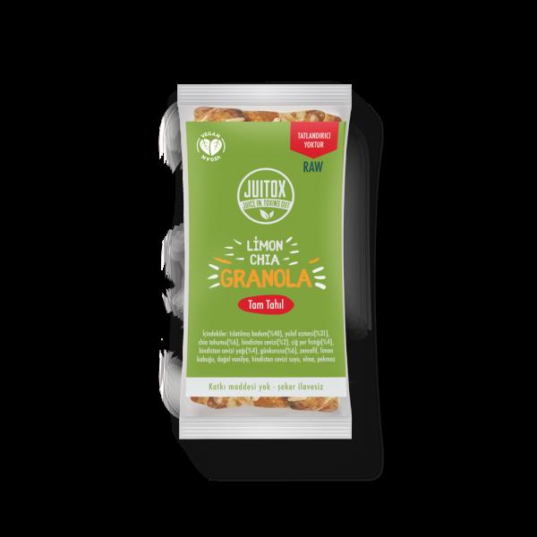 vegan granola bar juitox