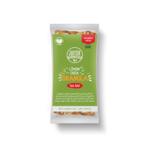 vegan granola bar juitox