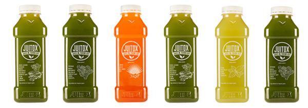 juice cleanse - sıvı detoks günlük set